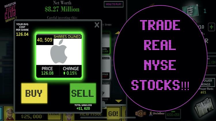 Comish: Stock Market Simulator screenshot-0