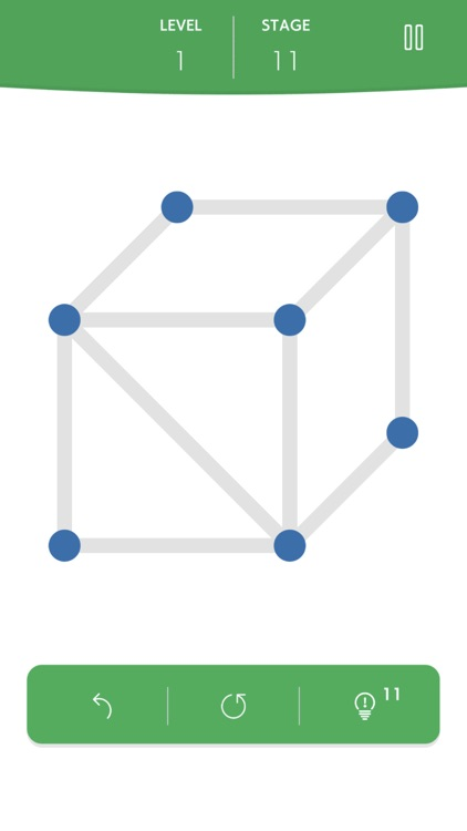 1LINE one-stroke puzzle game