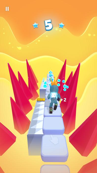 Pixel Rush - Survival Run screenshot 4