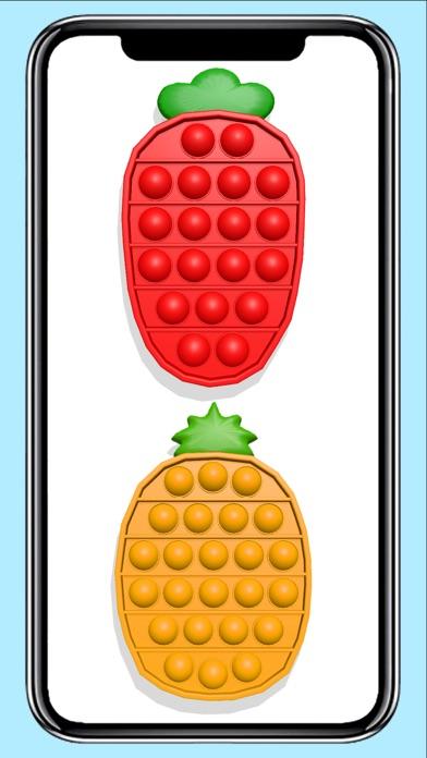 Pop it fidget toy calming Gameのおすすめ画像6
