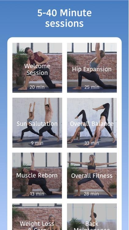 Yoga for Weight Loss & more screenshot-3