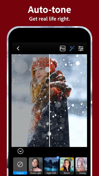 Photoshop Camera Photo Effects screenshot-5