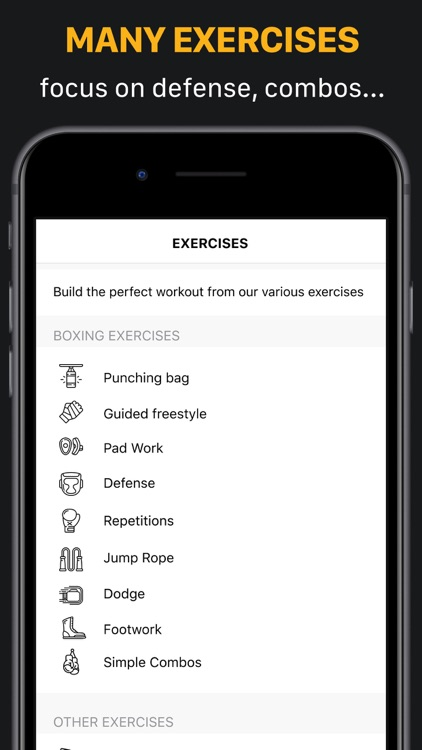 Shadow Boxing Workout App screenshot-4