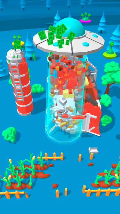 UFOMoney: Planet Eating Game for windows pc