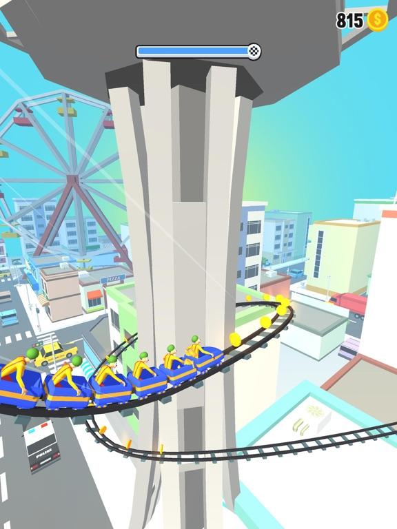 Roller Coasters screenshot 11
