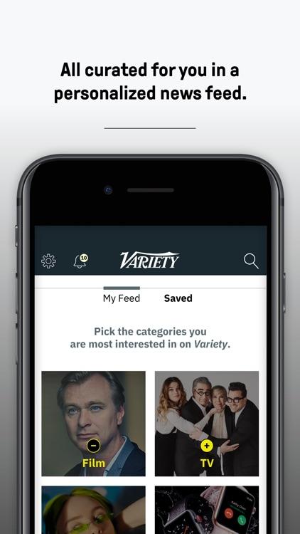 Variety screenshot-3