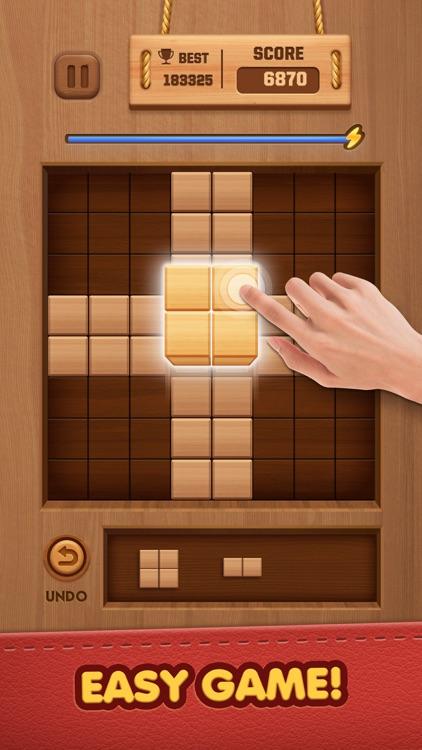 Wood Block Puzzle screenshot-3