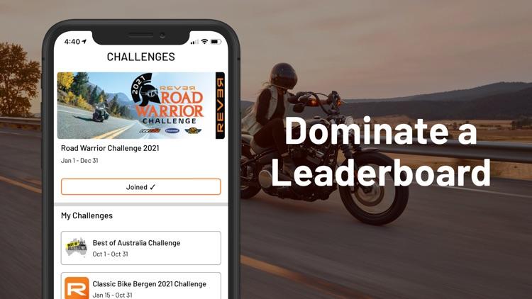 REVER - Motorcycle GPS & Rides screenshot-7