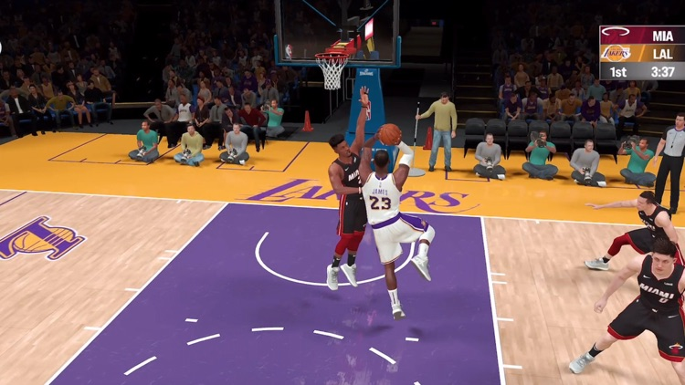 NBA 2K21 Arcade Edition screenshot-5