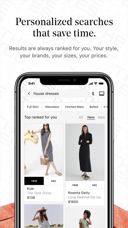THE YES - Women's Fashion screenshot-5