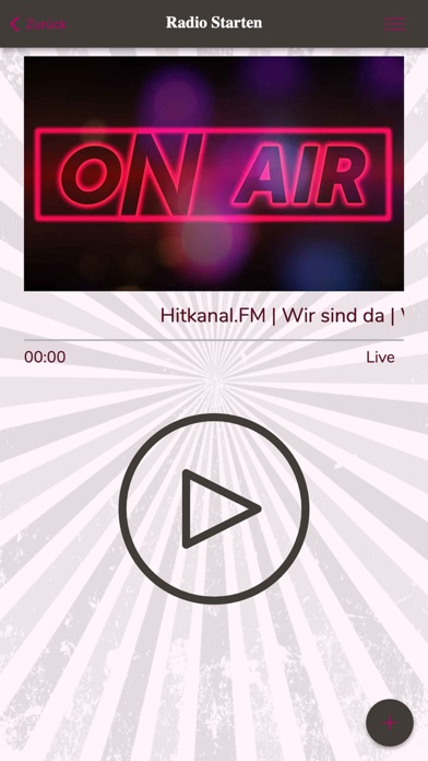 Hitkanal.FM screenshot 1