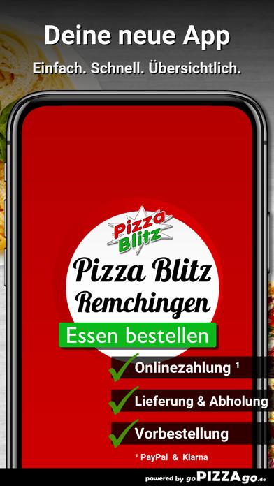 Pizza Blitz Remchingen screenshot 1