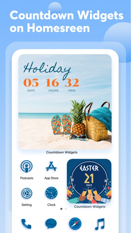 Countdown Widget & Timer Days screenshot-4