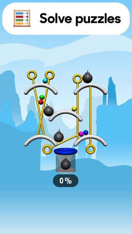 Pin Genius: Pull the Pin Games screenshot-3