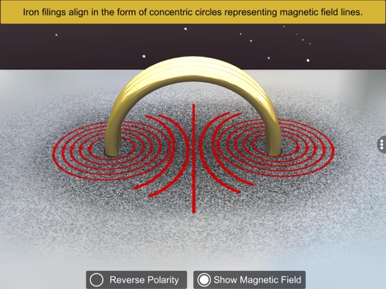 Magnetic Field And Current screenshot 18