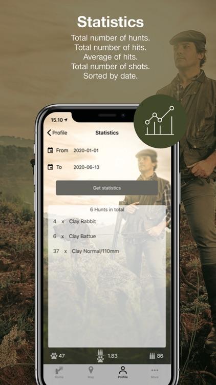 Hunting Game Counter screenshot-4