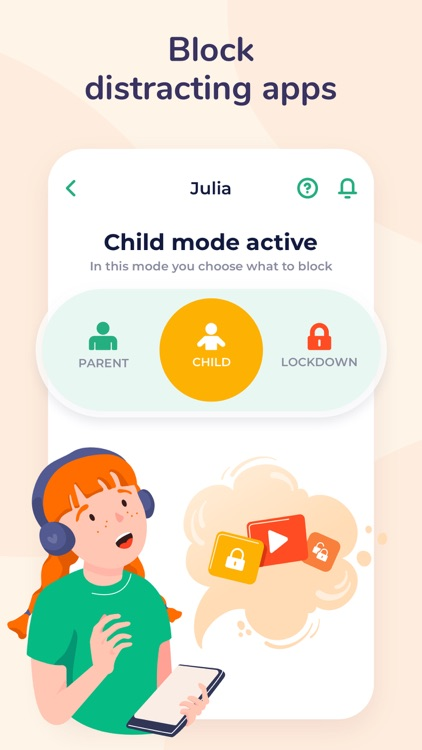 Parental Control App - Kidslox screenshot-2