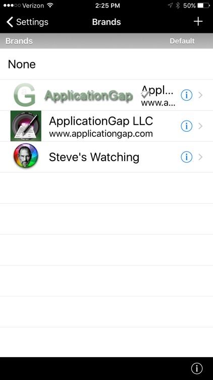 Easy Release - Model Releases screenshot-3
