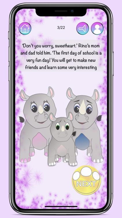 Rino: Story Books for Kids screenshot-6
