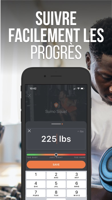 Télécharger SHRED: Home & Gym Workout pour Pc