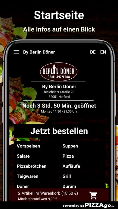 By Berlin Döner Herford screenshot 2