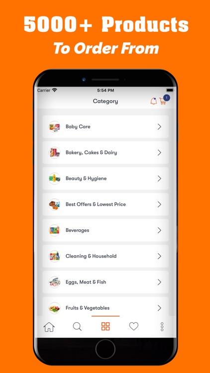 7Awake-Online Grocery Shopping screenshot-3