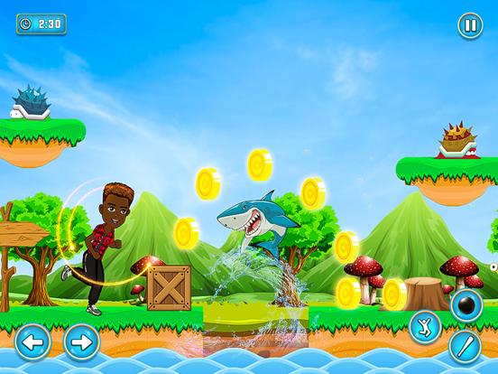 Super Hero Cat Adventure Game screenshot 6