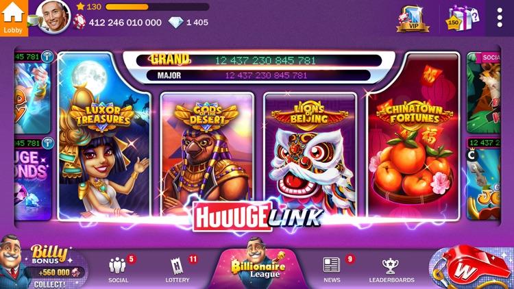 Billionaire Casino Slots 777 screenshot-9