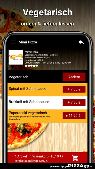 Mimi Pizza Hamburg screenshot 6