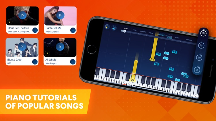 OnlinePianist:Play Piano Songs screenshot-6