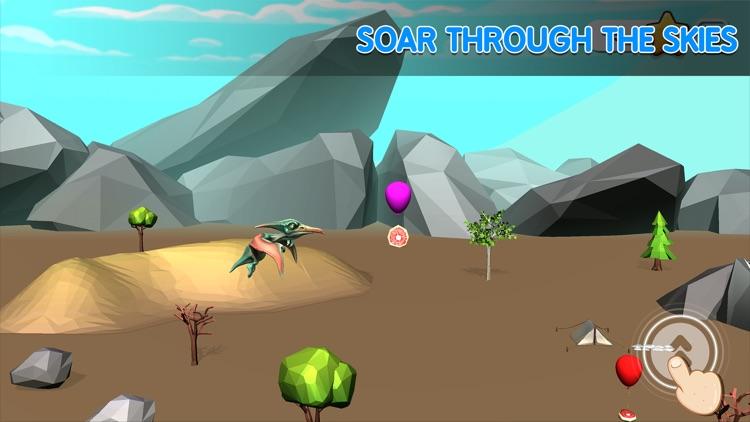 Dinosaur Park Kids Game screenshot-3