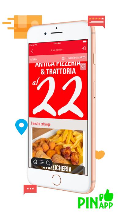 Pizzeria22 screenshot 2