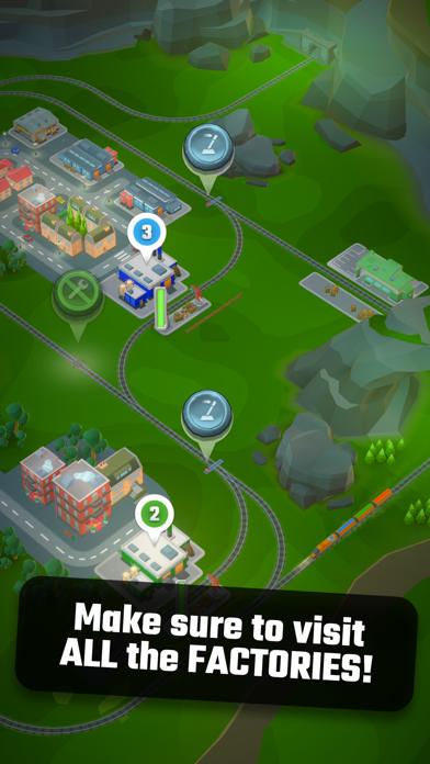 Cargo Rush screenshot 3
