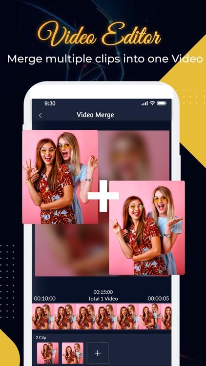 Viva video maker pro screenshot-4