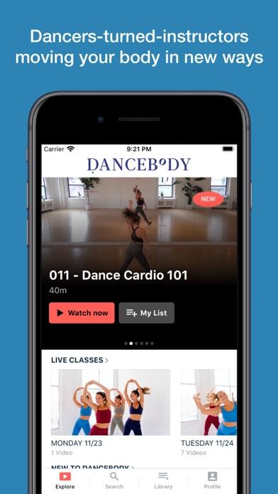 DanceBody LIVEのおすすめ画像2