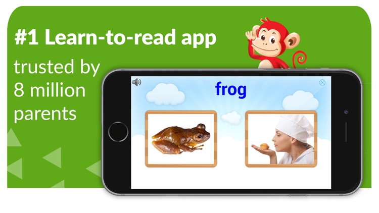 Monkey Junior: learn to read