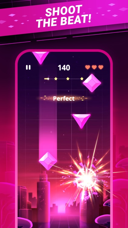 Beat Fire Go — Shoot Beat Up!