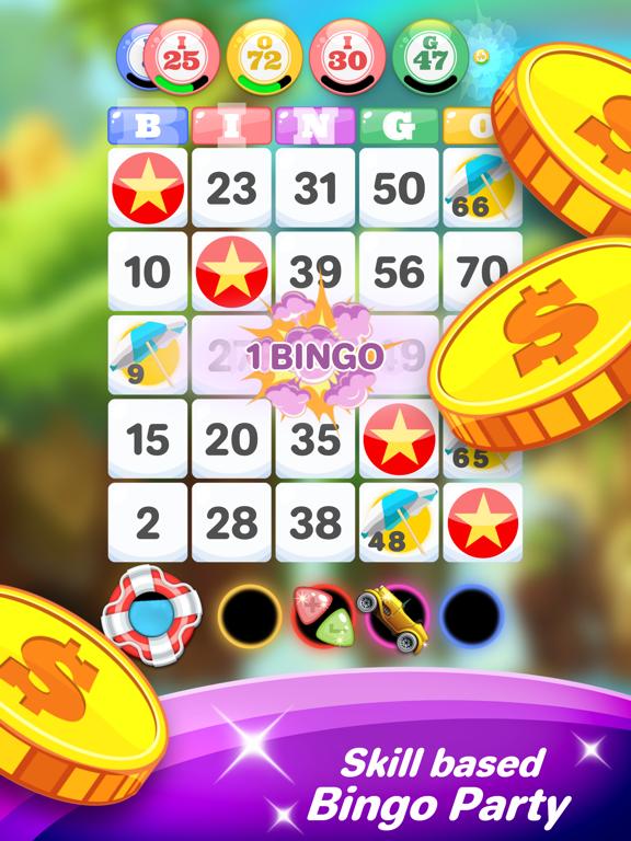 Paradise Blitz: Bingo Party screenshot 8