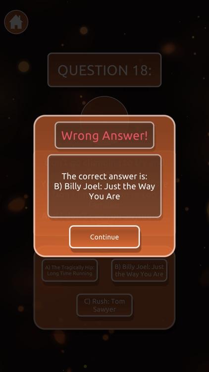 Guess The Song Lyric Quiz screenshot-9
