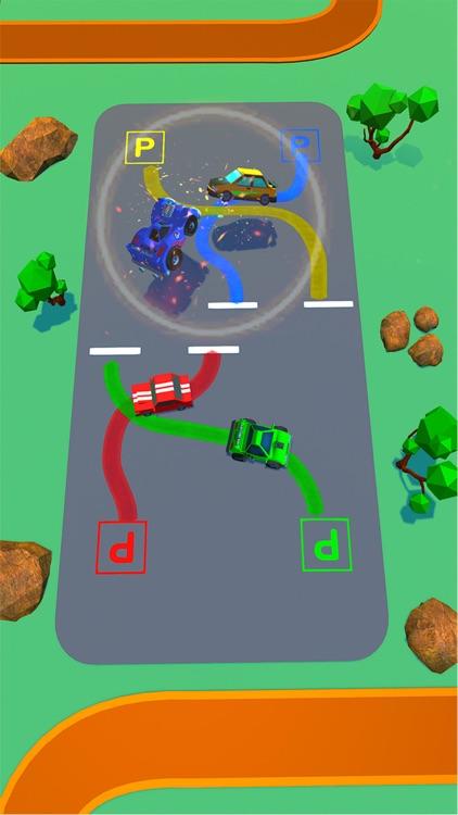 Perfect Parking Path Jam 3D screenshot-3