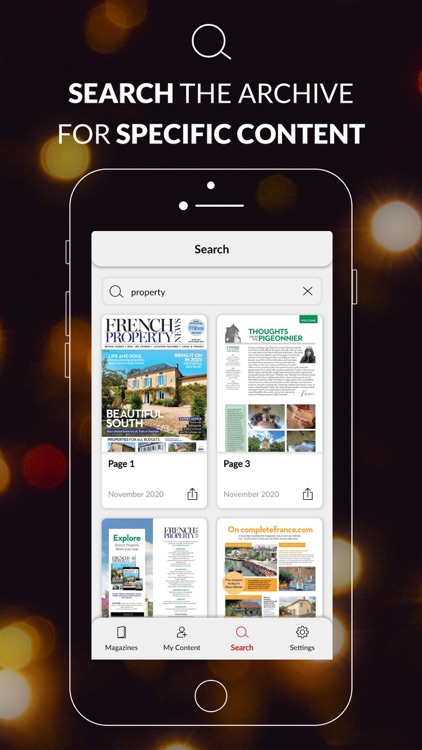 French Property News Magazine screenshot-3