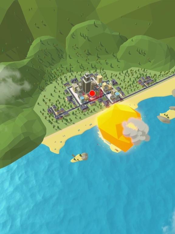 Meteors Attack! screenshot 5