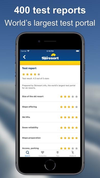Skiresort.info – ski appのおすすめ画像7