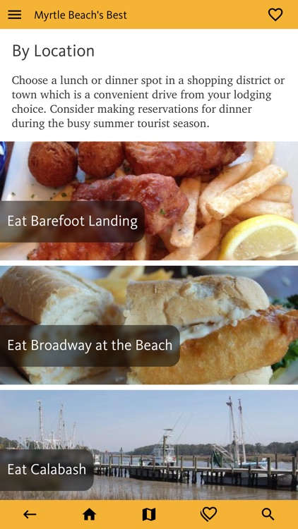 Myrtle Beach's Best Travel App screenshot-8