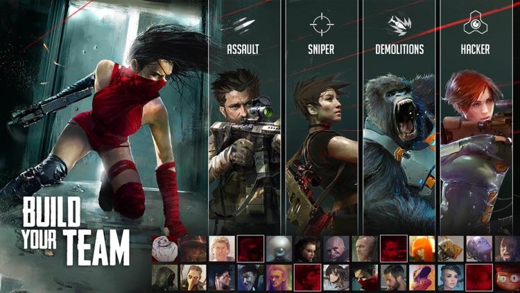 Cover Fire: Gun Shooting games screenshot-4