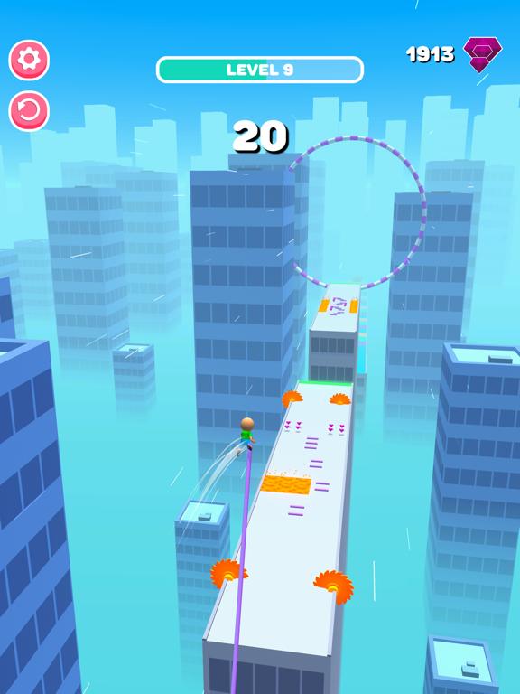Roof Jumper 3D screenshot 20