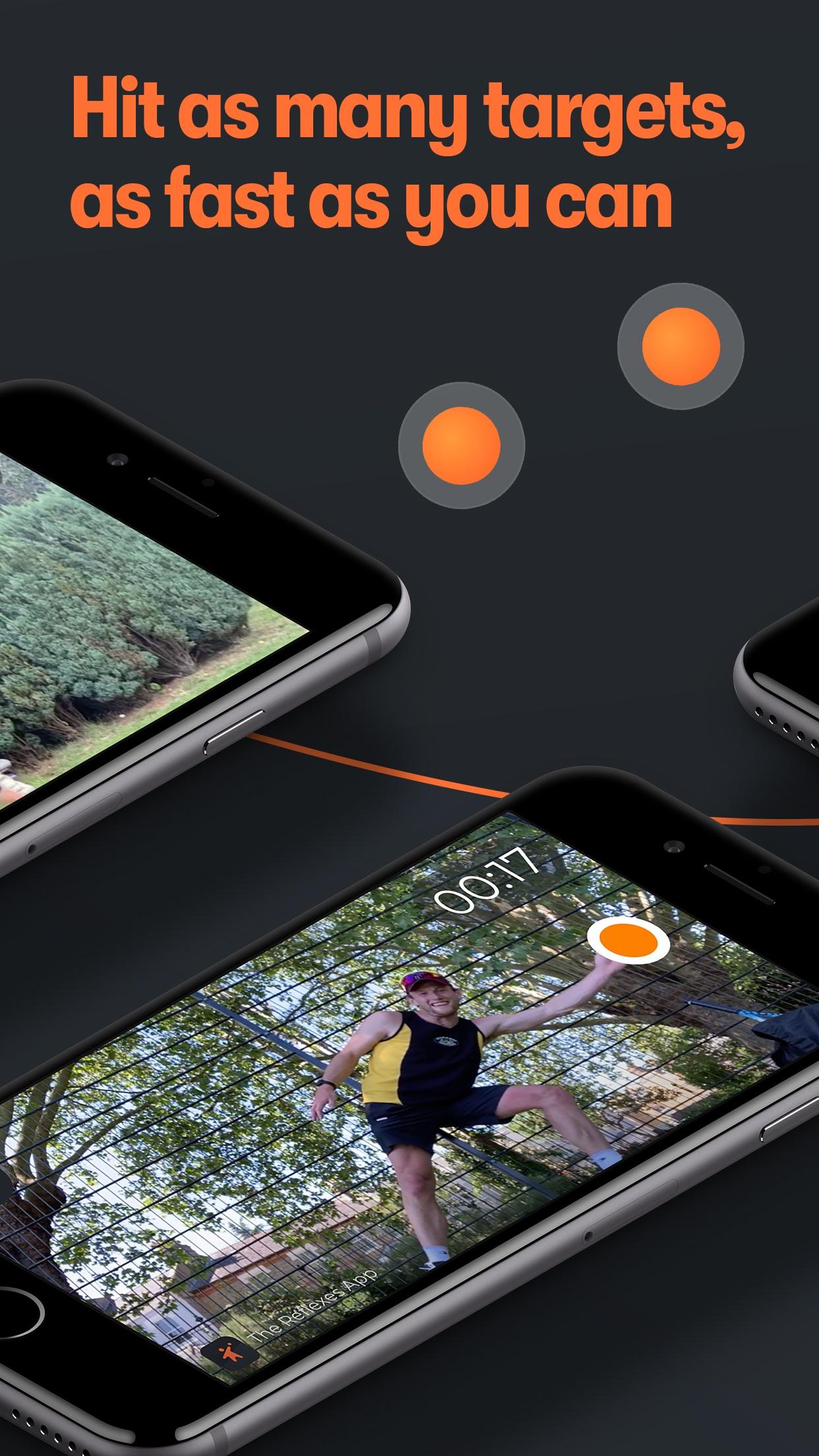 Screenshot do app Reflexes - Activities at Home