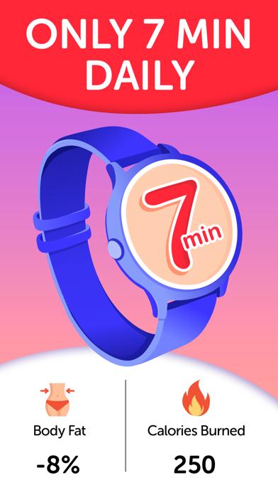 毎日7分間のトレーニングのおすすめ画像1