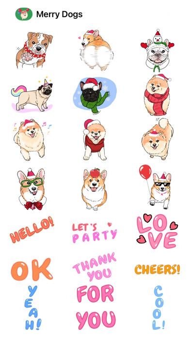 Merry Dogs Screenshot