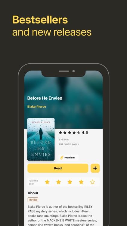 MyBook: books and audiobooks screenshot-3